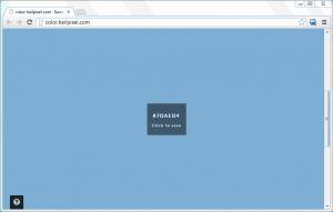Онлайн подборка HTML цвета