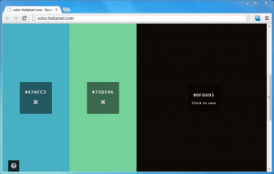 Подбор HTML цвета