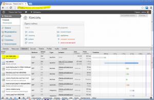 Network - перехватываем параметры запросов в Google Chrome - 2