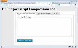 Сжатие JavaScript