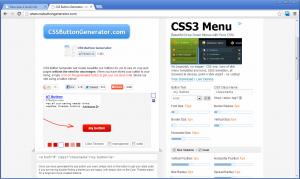 HTML кнопки на CSS - генератор