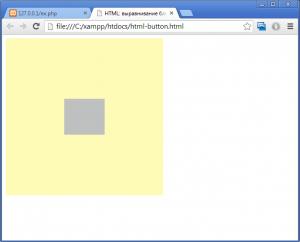 HTML CSS центрирование элементов