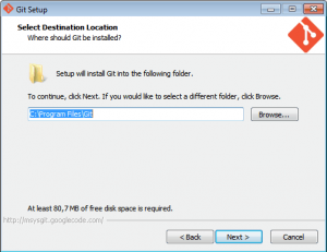 Установка Git на Windows 7 - 3