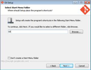 Установка Git на Windows 7 - 5