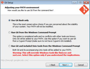 Установка Git на Windows 7 - 6