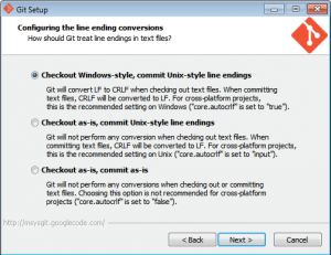 Установка Git на Windows 7 - 8